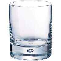 Pohár na whisky 290 ml cejch 2+4cl Disco Durobor